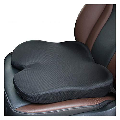Fundas para Asientos de Coche Cojín del Asiento del automóvil Cojín for Aumentar la conducción Cojín for hemorroides Suave y cómodo Buena transpirabilidad y Confort Respetuoso con el Medio Ambiente y