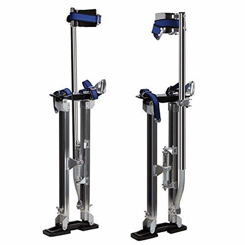 Stark Premium Drywall Stilts Lifts Walking Stilt Painting Painter Taping Stage Performer Walker Stilt Adjustable Height 24