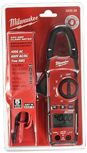 Milwaukee 2235-20 400 Amp Clamp Meter