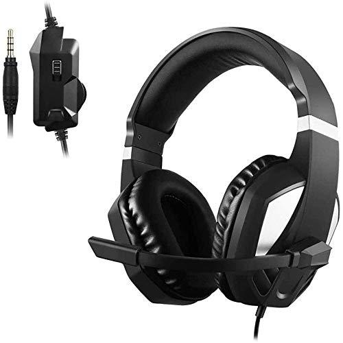 Headset Computer Gaming Headset, 3,5 mm Headset, Headset Gaming Headset mit...