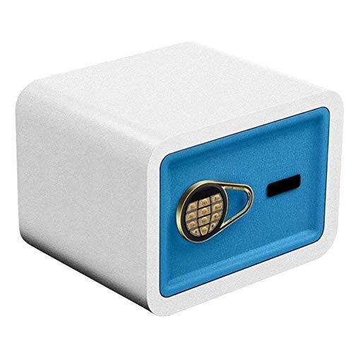 GOG Cassetta Di Sicurezza, Casseforti Mobili Cassaforte Elettronica per la Sicurezza Domestica, Cassaforte Digitale in Acciaio Solido, Cassetta Di Sicurezza, Cassa, Cassetta Di Sicurezza per Ufficio