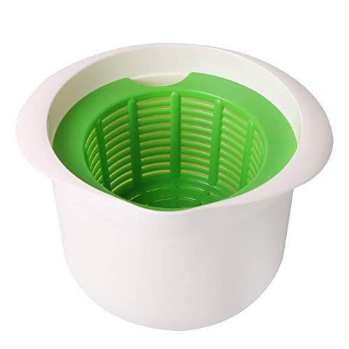 Mikrowellen-Joghurt-/Käsebereiter aus Silikon, für gesundes Zuhause