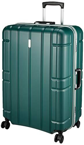 [エー・エル・アイ] スーツケース ハードキャリー AliMaxG 100L 4.9kg マットグリーン