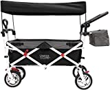 Creative Outdoor Distributor Push Pull Wagon for Kids,...