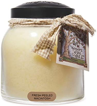 A Cheerful Giver Fresh Peeled Macintosh Papa Jar Candle 34 Ounce product image