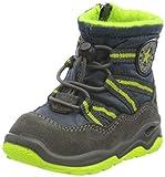 Primigi Pgygt 63627, First Walker Shoe para Bebés, Grig.SC/Jeans, 27 EU