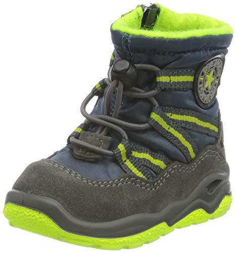PRIMIGI Baby-Jungen PGYGT 63627 First Walker Shoe, GRIG.SC/Jeans, 26 EU