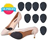 ESSENTIAL SALES4YOU Self-Adhesive Anti Slip Stick Pad for Shoes Grips on Bottoms Upgraded Skid Proof Anti-Shedding Sole Protector High Heels Non-Slip Rubber 8 Pairs