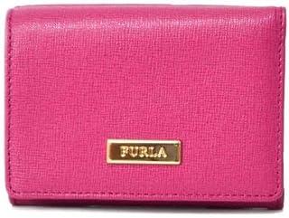 [フルラ] コーティングレザー コンパクト 二つ折り財布 パープル 911129 [並行輸入品]