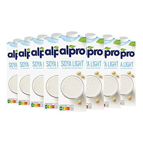 Alpro - Soya Light - 1L (Case of 8)