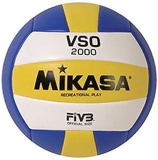 Mikasa VSO2000 FIVB Replica Volleyball,Blue