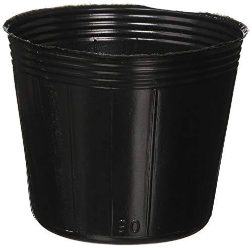 第一ビニール ポリポット [黒](20個入りパック)9.0cm