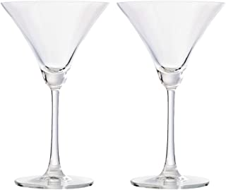 Ocean Madison Cocktail Glass, Pack of 2, Clear, 285 ml, 015C1002