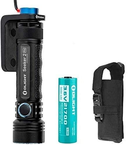 Olight Seeker 2 Pro 3200 Lumens Rechargeable LED Side Switch