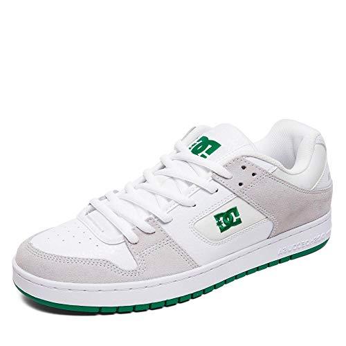DC Schuhe Manteca Weiß Gr. 42.5