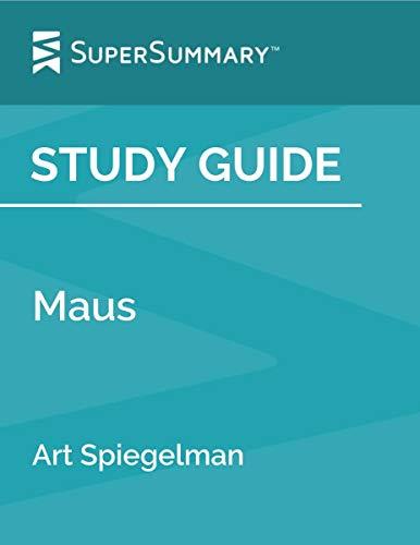Study Guide: Maus by Art Spiegelman (SuperSummary) (English Edition)