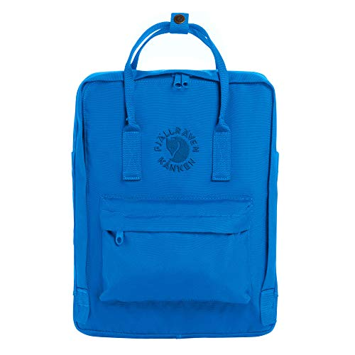FJÄLLRÄVEN Unisex-Adult Re-Kånken Luggage- Messenger Bag, UN Blue, 38 cm