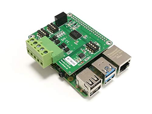 RS422/RS485 Schnittstelle für Raspberry Pi mit galvanischer Trennung