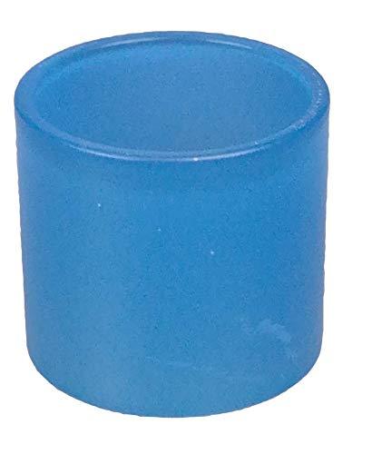 Waipawama blaues Ersatzglas kompatibel mit Eleaf Melo 3 Mini, 2,0 ml Farbwechsel