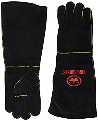 "King Kooker 2019GB 19"" Outdoor Cooking Gloves"