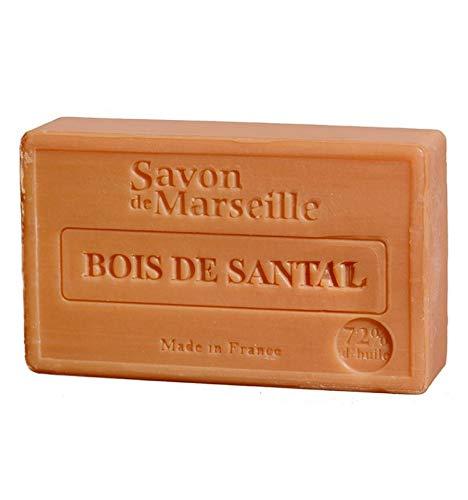 Le Chatelard Marseille-Seife, 72 % Öl aus Sandelholz