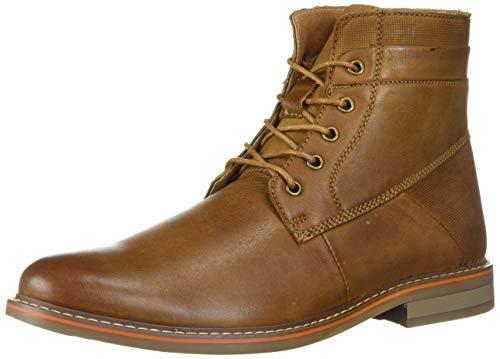 English Laundry Men's Brandon Fashion Boot, Cognac, 10.5 M US