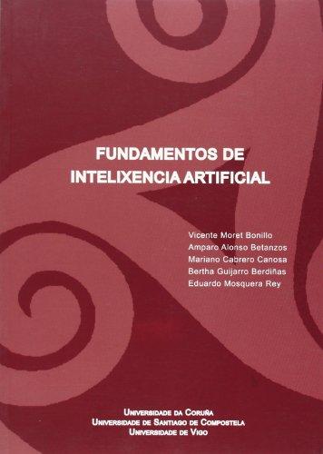Fundamentos de Intelixencia Artificial (Libro Universitario Galeog)