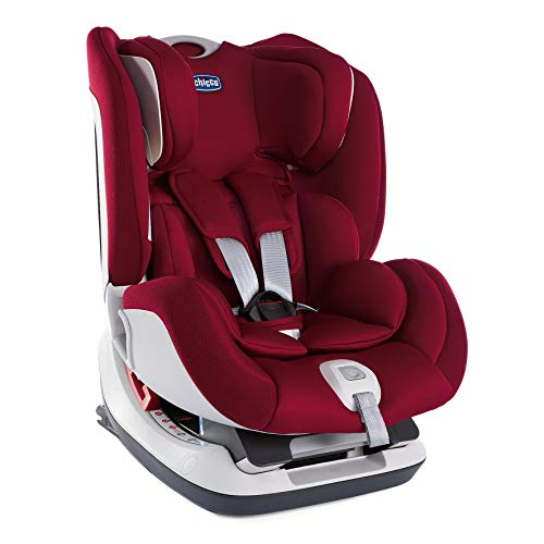 Chicco Seat-Up 012 Kinderautositz, red passion