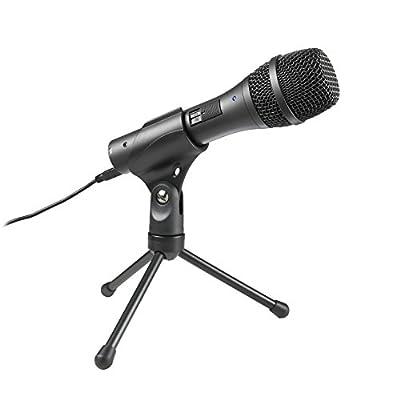 Audio-Technica AT2005USB Cardioid Dynamic USB/XLR Microphone by audio-technica