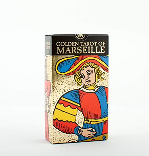 Lo Scarabeo- Golden Tarot of Marseille