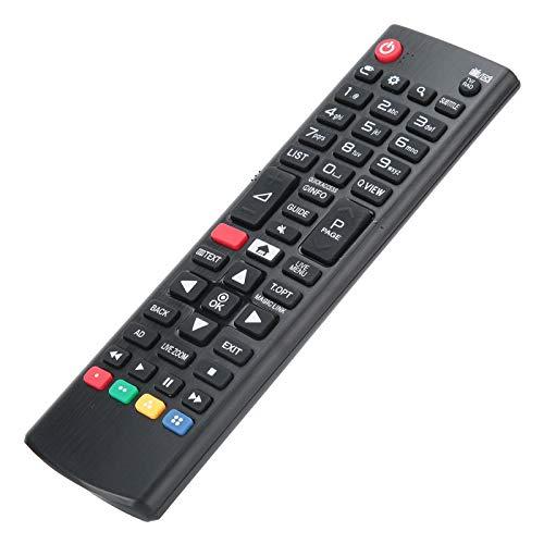 Mxzzand Control Remoto de Repuesto para TV programado, para LG LCD TV, para el hogar, para el Hotel