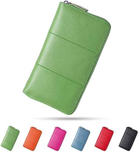 BDFA Shoulder Bag for Women, Shoulder Bags, Large Capacity Canvas Floral Bag, Green