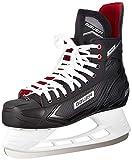 Bauer Men's Field Hockey Shoes, Black Schwarz Weiss Rot Si...