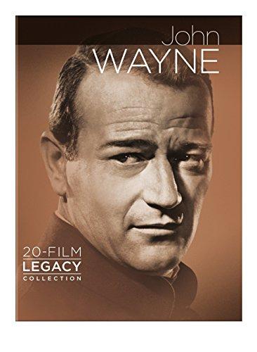 John Wayne Legacy Collection (DVD)