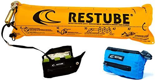 Restube Sports – Pose, Sicherheit, Unisex – Erwachsene, Sports, Azurblau,...