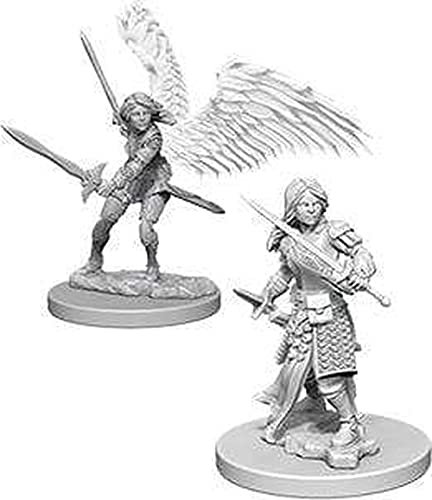 D&D Nolzurs Marvelous Unpainted Miniatures: Wave 5: Aasimar Female Paladin
