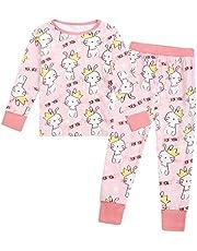 パジャマ 上下セット 子供 ベビー 長袖 綿100% 女の子 柔らかい ルームウェア キッズ ベビー服 子供服