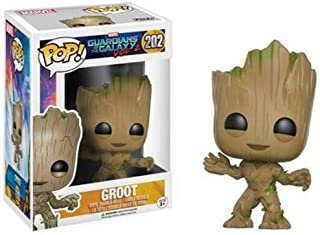 Funko POP Movies: Guardians of the Galaxy 2 Toddler Groot Toy Figure