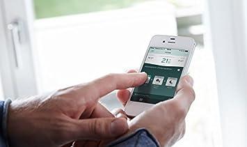 Vaillant Vsmart Termostato Modulante Wifi Inalambrico Amazon Es Bricolaje Y Herramientas