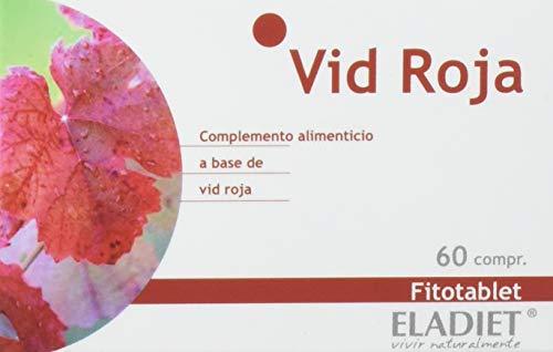 Eladiet Vid Roja, Complemento Alimenticio, 60 Comprimidos