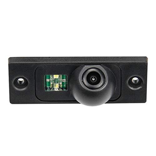 Rückfahrkamera in Kennzeichenleuchte Einparkhilfe Fahrzeug-spezifische Kamera integriert in Nummernschild Licht für Passat B5 B6 、SAGITAR、TOURAN 、Jetta 、Caddy/California Transporter Caravelle T5