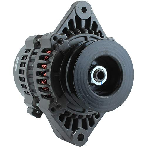DB Electrical ADR0296 Alternator Compatible with/Replacement for Delco Marine, Forklift /19020616/8463 /20830/18-6299/4711210, 471200, 471201/12 Volt, CW, 70 AMP