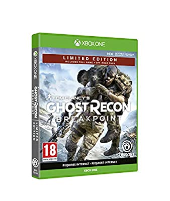 Tom Clancy's Ghost Recon Breakpoint Limited Edition (Xbox One)