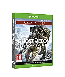 Ghost Recon: Breakpoint - Limited Edition avec contenu exclusif Amazon (B07RL2KMYQ) | Amazon price tracker / tracking, Amazon price history charts, Amazon price watches, Amazon price drop alerts