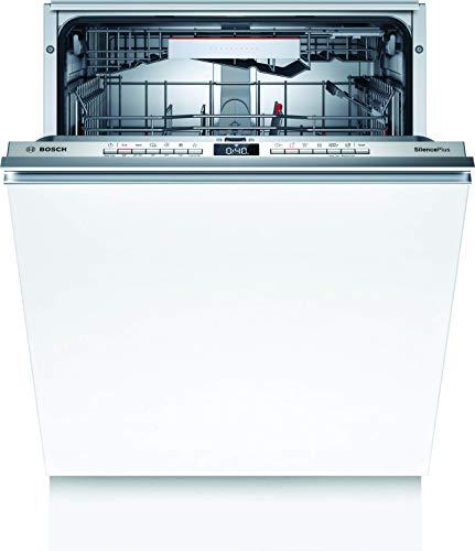 Bosch SBV4HDX52E Serie 4 XXL-Geschirrspüler Vollintegriert / D / 60 cm / 92,5 cm Nischenhöhe / 84 kWh/100 Zyklen / 13 MGD / SuperSilence / InfoLight / ExtraTrocknen / VarioBesteckkorb / Home Connect