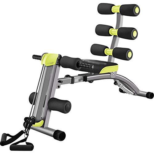 RR-YRF Multifunktionale Turngerät Innen Hantel Und Rudergerät Druck Bank Muskeltraining Übung Fitness Gewichtheben Bett