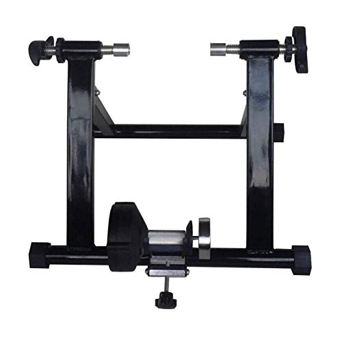 Smart Bike Trainer Stand Bicycle Trainers Road Bike Stand for Indoor Riding Magnetic Bike Trainer for Road & Mountain Bikes