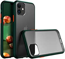 CENXOR Frosted iPhone 11 Case - Translucent Matte