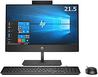 【Officeセット/5年保証モデル】HP ProOne 600 G5 All-in-One/CT Windows10 Pro 64bit Corei5 8GB 500GB DVD-ROM USB3.1 DisplayPort ギガビット有線L...
