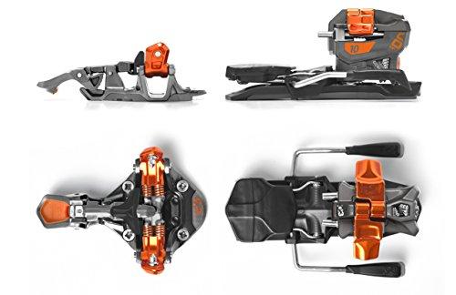 G3 ION 10 Binding with Brake - 115